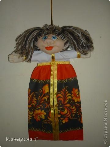 Куклы-пакетницы фото 1