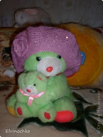 Весенняя береточка для моей любимой маме=))) фото 2