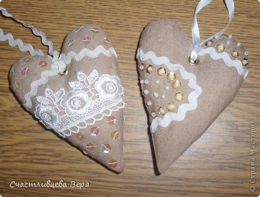 Ароматные сердечки. фото 1