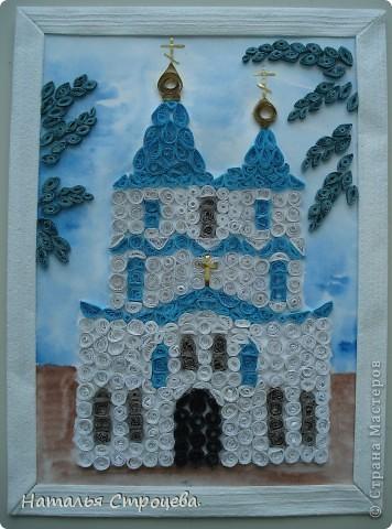 Храм Петра и Павла в Салехарде.