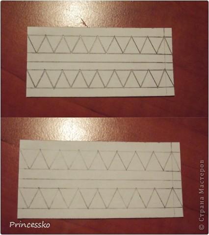 Эти забавные закладки-уголочки сразу покорили моё сердце!!Они такие..зубастые!!Сделаны из офисной цветной бумаги и листочков для записей(у меня 8*8 см). фото 8