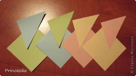Эти забавные закладки-уголочки сразу покорили моё сердце!!Они такие..зубастые!!Сделаны из офисной цветной бумаги и листочков для записей(у меня 8*8 см). фото 11