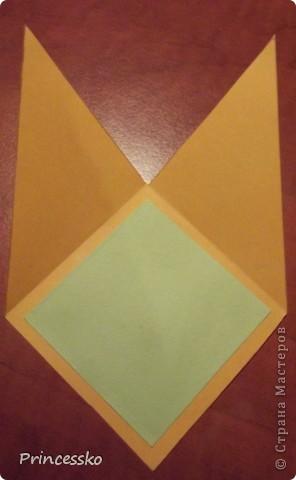 Эти забавные закладки-уголочки сразу покорили моё сердце!!Они такие..зубастые!!Сделаны из офисной цветной бумаги и листочков для записей(у меня 8*8 см). фото 13