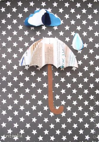 Вот с такими веселыми зонтиками никакой дождь не страшен :))) фото 3