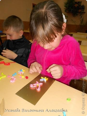 На клубных часах с учащимися готовимся к праздникам, делаем открытки, подарки, сувениры. фото 5