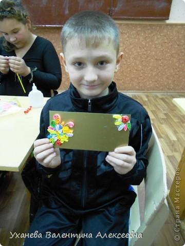На клубных часах с учащимися готовимся к праздникам, делаем открытки, подарки, сувениры. фото 4