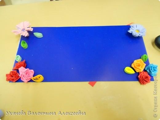 На клубных часах с учащимися готовимся к праздникам, делаем открытки, подарки, сувениры. фото 6