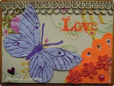 Эти бабочки мы сделали для того, чтобы рассчитаться с долгами. Бабочек делал мой сын. Они выполнены в технике выжигания по ткани. Надеемся, что понравятся кредиторам. И не только им. Если будут сильножелающие, то можем сделать продолжение. Ждем Лёку Лёкину и Copilka. фото 2