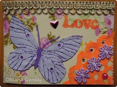 Эти бабочки мы сделали для того, чтобы рассчитаться с долгами. Бабочек делал мой сын. Они выполнены в технике выжигания по ткани. Надеемся, что понравятся кредиторам. И не только им. Если будут сильножелающие, то можем сделать продолжение. Ждем Лёку Лёкину и Copilka. фото 3