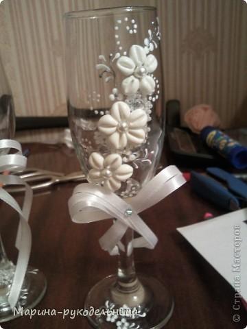 Вот мои повторюшки для Свадебного салона фото 2