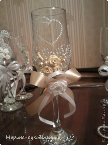 Вот мои повторюшки для Свадебного салона фото 3
