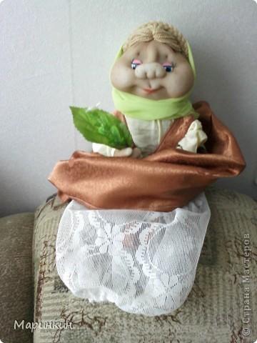 Бабушка-пакетница! фото 3