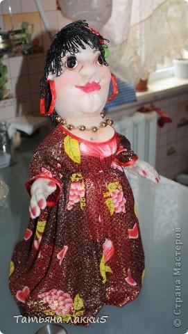 Грелочка Аза- горячая женщина и главное долго сохраняет тепло!!! фото 1