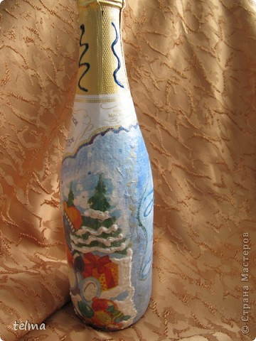 Моя самая первая бутылочка (отредактировано помощником) фото 2