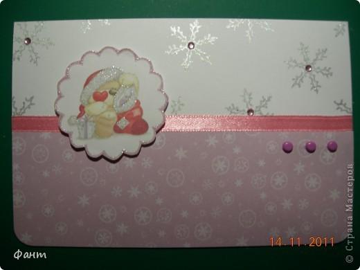 Новогодние открытки фото 11