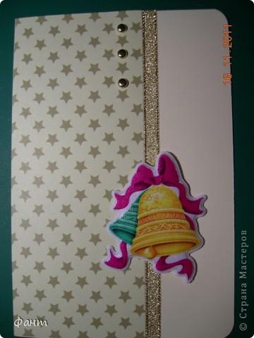 Новогодние открытки фото 19