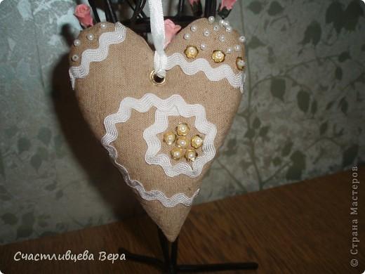 Ароматные сердечки. фото 8
