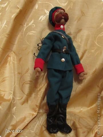 Солдат из сказки каша из топора. фото 2