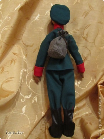 Солдат из сказки каша из топора. фото 3