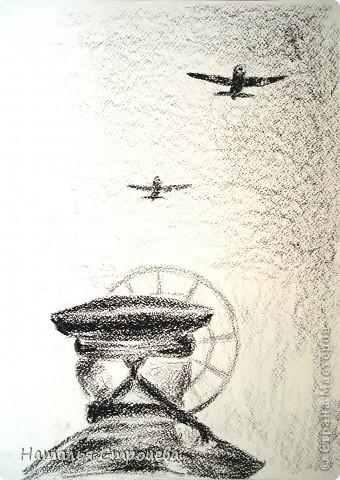 Графика о войне фото 3