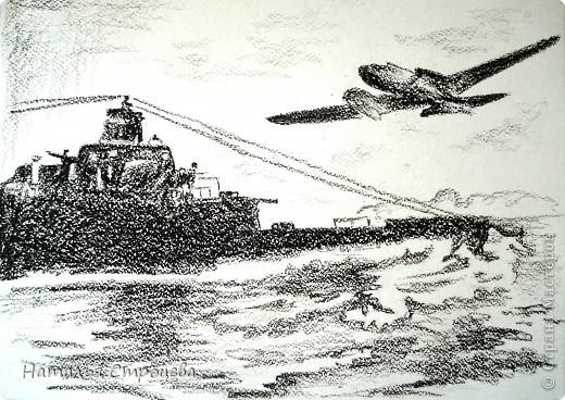 Графика о войне фото 1