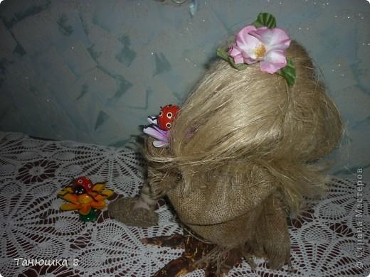 Вот решилась наконец то сделать молодую кикиморку и назвала её Марьей. фото 4