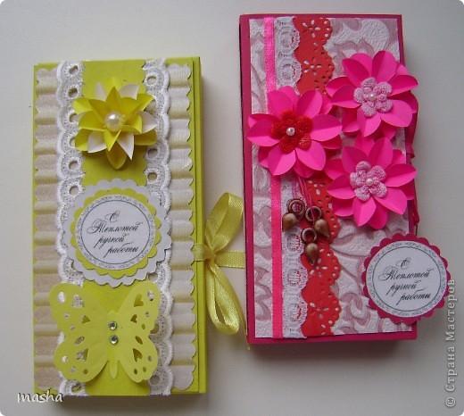 Мини-шоколадницы фото 3