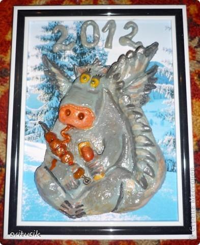 Новогодние панно, символ года фото 3