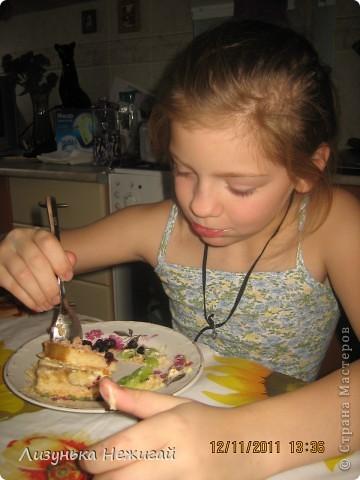 тортик получается очень вкусным! ням- ням! фото 11
