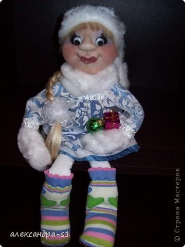 Мамина Снегурочка! фото 1