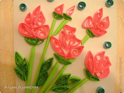 Делала розы, а говорят, что просто цветы.... фото 2