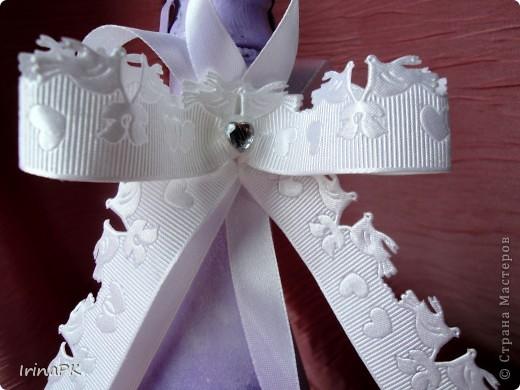 Делала на свадьбу в подарок. фото 7