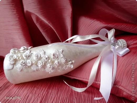 Делала на свадьбу в подарок. фото 2