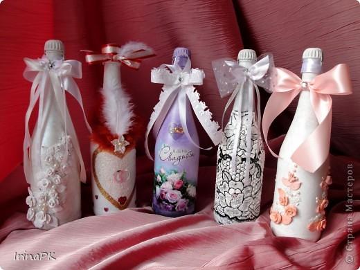 Делала на свадьбу в подарок. фото 1