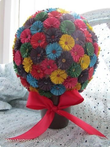 Цветущий шар