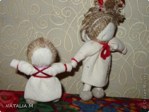 Куклы своими руками из мешковины 197