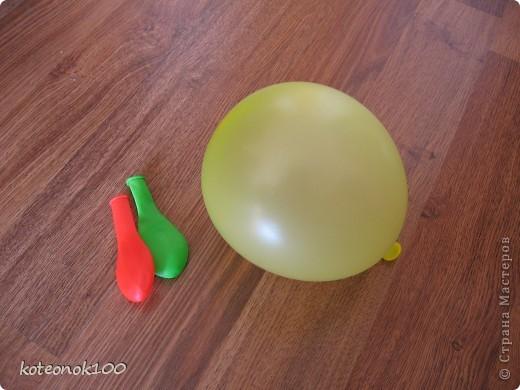 Изготовка таких шариков не занимает много времени, это легко и красиво. Они прекрасно украсят ваш дом перед наступающим праздником. фото 4