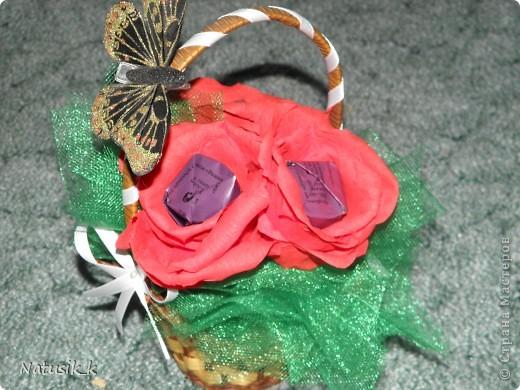 Вот такой памперсный тортик я сделала Артемке на кристины. фото 7