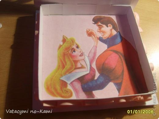 коробочка для маленькой Принцессы фото 2