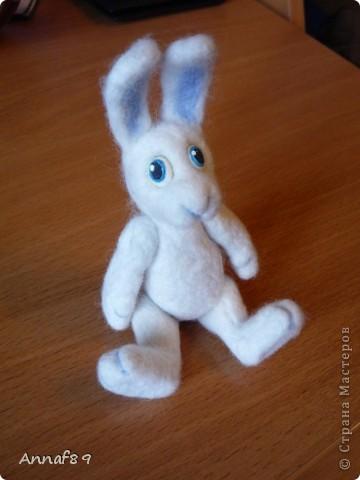 Хочу похвастаться своими игрушками из войлока. Делала их в подарок.  Карлсон, который живет на кухне :) фото 10