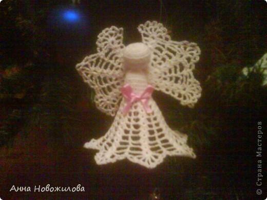 еще ангелочки на елку фото 1