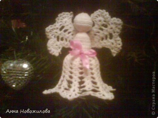 еще ангелочки на елку фото 2