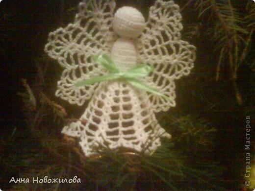 еще ангелочки на елку фото 3