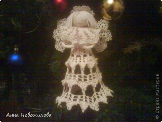 еще ангелочки на елку фото 4