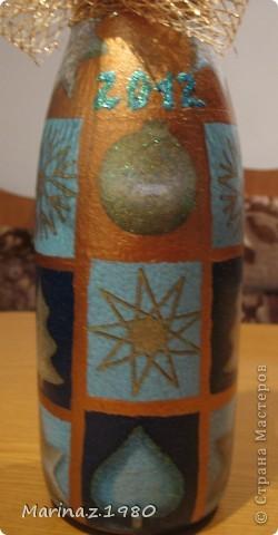 Эта бутылочка сделана на заказ для Модельного агентства г. Рязани фото 2