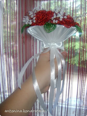 Бисероплетение свадебные
