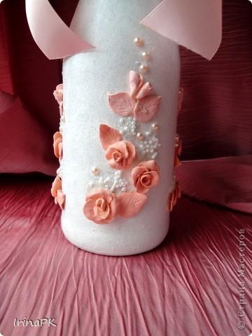 Делала на свадьбу в подарок. фото 15