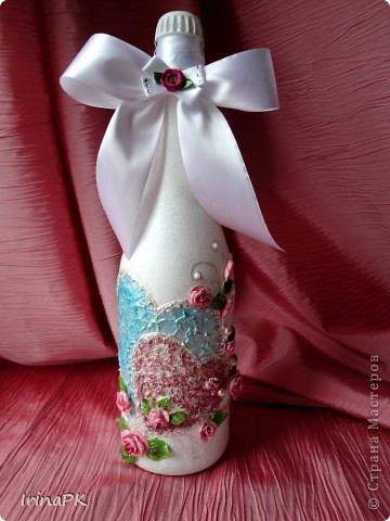 Делала на свадьбу в подарок. фото 16