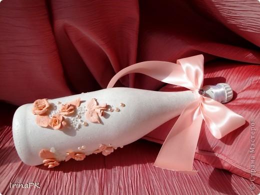 Делала на свадьбу в подарок. фото 14