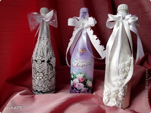 Делала на свадьбу в подарок. фото 11